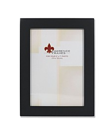 """Black Wood Picture Frame - 5"""" x 7"""""""
