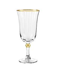 Qualia Glass Salem Iced Tea Glasses, Set Of 4
