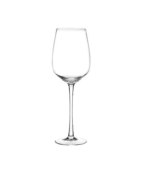 Qualia Glass Scandal Goblets, Set Of 4