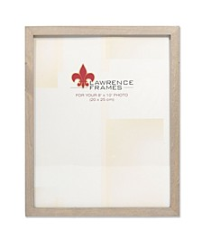 """Gray Wood Picture Frame - Gallery Collection - 8"""" x 10"""""""