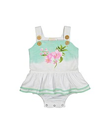 Baby Girls Coastal One Piece Orchid