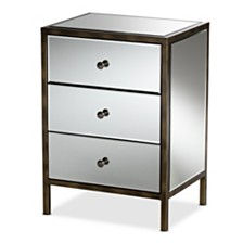 Nouria Nightstand, Quick Ship