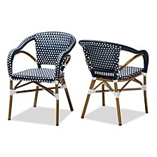 Elaine Outdoor Dining Chair, Quick Ship