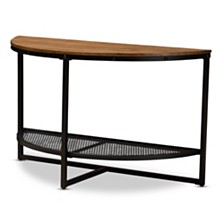 Chesson Console Table, Quick Ship