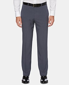 Men's Portfolio Modern-Fit Stretch Moisture-Wicking Non-Iron Check Dress Pants