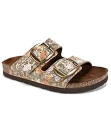 White Mountain Harlow Flat Sandals