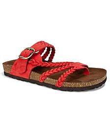 Hayleigh Women's Footbed Sandals