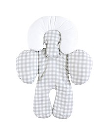 Hudson Baby Car Seat Body Support Insert, One Size