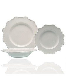 Pinpoint 18-piece Dinner Set
