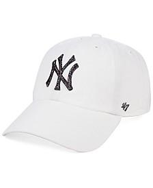 '47 Brand New York Yankees Galactic CLEAN UP Cap