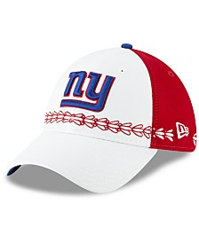 New Era Little Boys New York Giants Draft 39THIRTY Stretch Fitted Cap