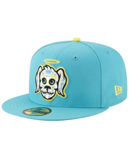 New Era Charleston RiverDogs Copa de la Diversion 59FIFTY-FITTED Cap