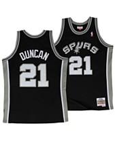 012c56f2f6d Mitchell   Ness Big Boys Tim Duncan San Antonio Spurs Hardwood Classic  Swingman Jersey