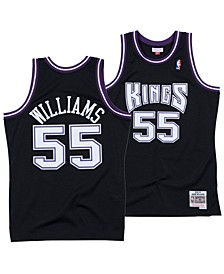 Big Boys Jason Williams Sacramento Kings Hardwood Classic Swingman Jersey