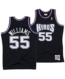 Mitchell & Ness Big Boys Jason Williams Sacramento Kings Hardwood Classic Swingman Jersey