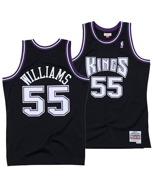 40dd786c22a ... Mitchell   Ness Big Boys Jason Williams Sacramento Kings Hardwood  Classic Swingman Jersey ...