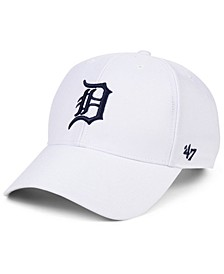 Detroit Tigers White MVP Cap