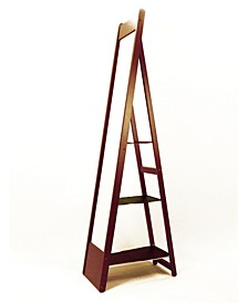 Products Aris Mirror Stand with Shelves