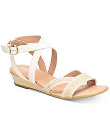 Cascade Dress Sandals