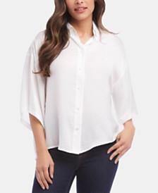 Karen Kane Relaxed-Fit Shirt