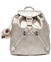 f72126f7a96 Kipling Metallic X-Small Fundamental Backpack