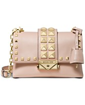 d8463a33d159 MICHAEL Michael Kors Extra Small Chain Studded Crossbody
