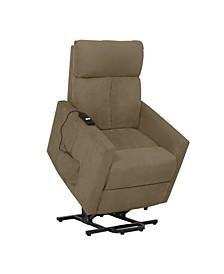 Microfiber Power Lift Chair Recliner