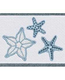 Turkish Cotton Lydia Embellished Hand Towel