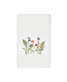 Turkish Cotton Serenity Embellished Hand Towel