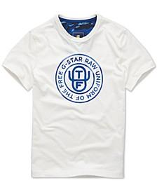 Men's Uniform Of The Free Logo Graphic T-Shirt