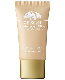 Plantscription SPF 15 Anti-Aging Foundation 1.0 fl. oz.