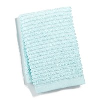Martha Stewart Collection Quick Dry Reversible Wash Towel