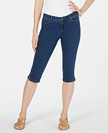 Petite Danbury Tummy-Control Skimmer Jeans, Created for Macy's