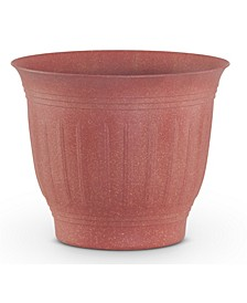 "Colonnade 8"" Wood Resin Planter"