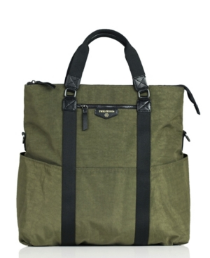 Twelvelittle Unisex Courage 3 In 1 Fold Over Tote