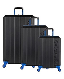 Fort Yam Hill Hardside Luggage Collection