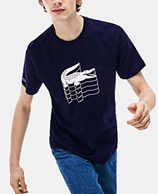 Men's Stacked Logo Graphic T-Shirt