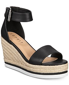 Esprit Rebekah Wedge Sandals