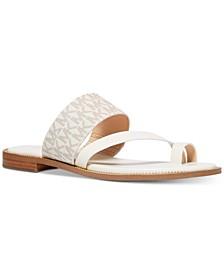 Pratt Flat Sandals