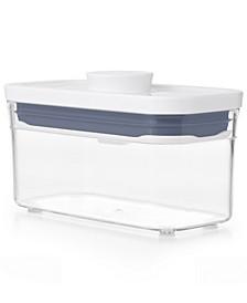 Pop Slim Rectangular Mini Food Storage Container
