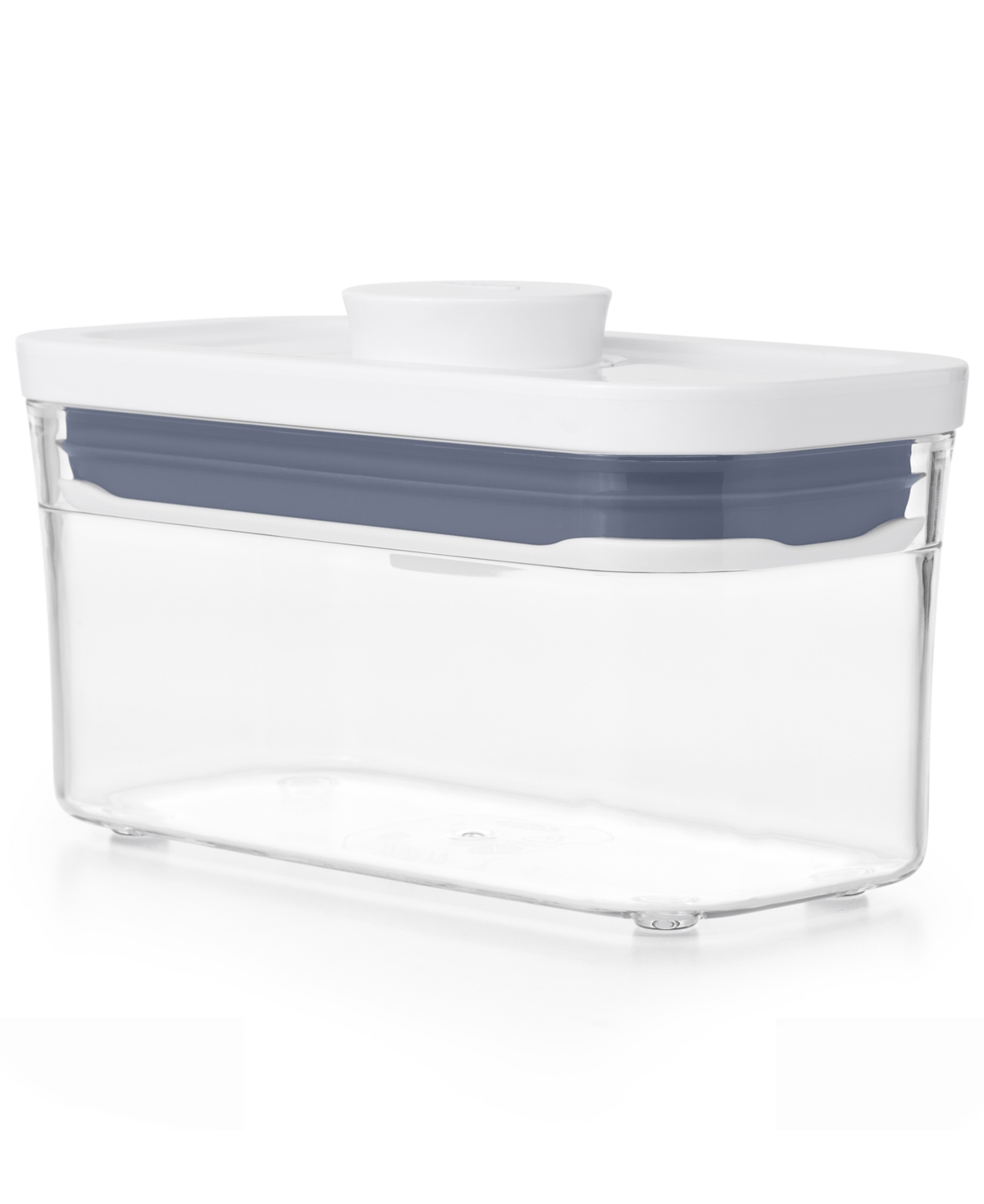 Oxo Pop Slim Rectangular Mini Food Storage Container