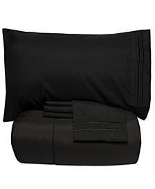 King 5-Pc Comforter and Sheet Set