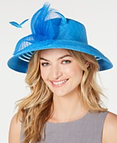 e597da42e Blue Fancy Hats For Women: Shop Fancy Hats For Women - Macy's