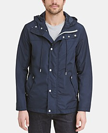 Men's Hooded Rain Coat