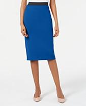 b1ef2eebb Alfani Below-Knee Pencil Skirt, Created for Macy's