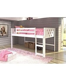 Twin Circles Low Loft Bed
