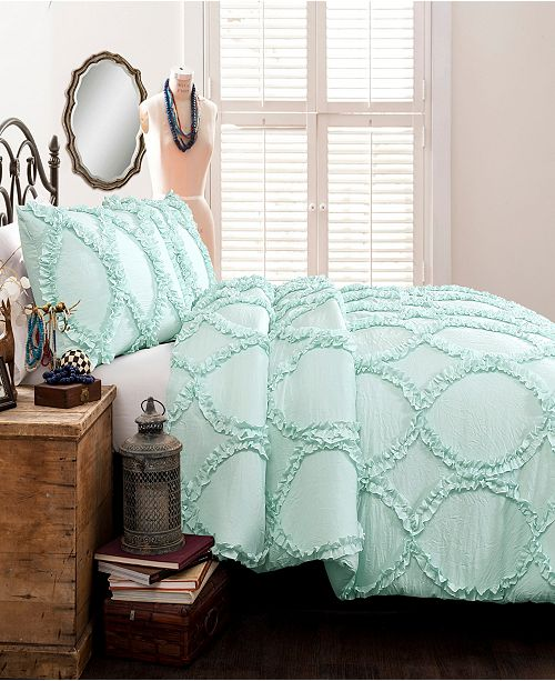 Lush Decor Avon 2-Pc. Twin Comforter Set
