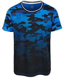 Ideology Big Boys Camo-Print T-Shirt, Created for Macy's