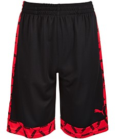 Big Boys Pieced Performance Shorts
