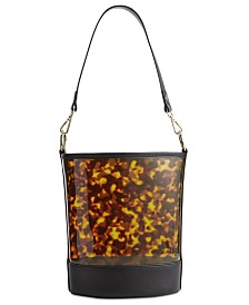 I.N.C. Clear Bucket Bag, Created for Macy's